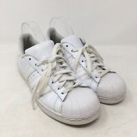 Adidas Originals Superstar Trainers UK 7 US 7.5 EU 40.75 White Tennis Shoes