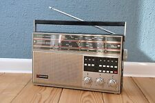 Океан РП-222. Made in the USSR.Vintage radio receiver, works.Океан-222. Горизонт