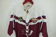 Nike Team Manly Warringah Sea Eagles vintage jersey rugby  L