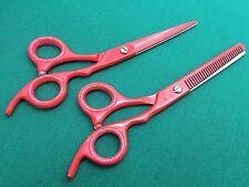 """Forbici set 6""""rasoio sfoltire dentata per parrucchiere professionali"""