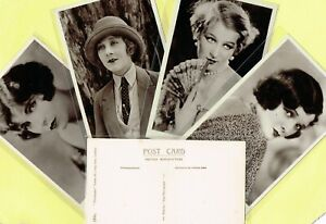 PICTUREGOER - Main Series 1920s ☆ FILM STAR ☆ Postcards #226 to #266