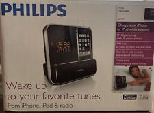 Philips DC315/37 Docking Entertainment System for iPhone/iPod - Black