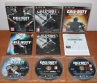 Call of Duty: Black Ops Collection Trilogy Trilogía (I, II, III) PS3, Pal-España