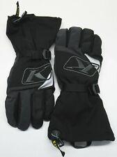 Klim Black Klimate Gauntlet Gloves - 3239-004-150-000