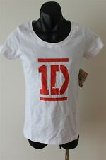 One Direction 1D Youth T-Shirt One Size Teens BNWT