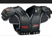 Riddell JPK Plus Football Shoulder Pads Extra Small XS New With Tags Nwt