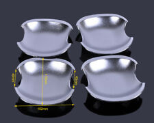 Triple Chrome Car Door Handle Cup Bowl fit for Suzuki Swift Grand Vitara Yd