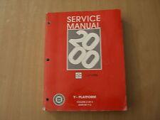Chevrolet Corvette Modelljahr 2000 Workshop shop service manual Band 2