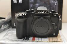 MINT Panasonic Lumix DMC-G85M 16MP 4K Mirrorless Digital Camera G85 Body only