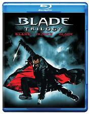 Blade / Blade II / Blade: Trinity - 1 2 & 3 Trilogy Box Set   New   Blu-ray