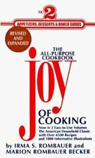 The Joy of Cooking: Volume 2: Appetizers, Desserts and Baked Goods Rombauer, Ir