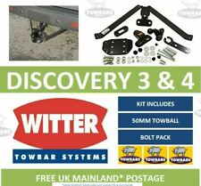 Witter Towbar to fit Land Rover Discovery 3 & Discovery 4 2004 to 2017 R39A 3500