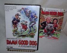 Damn Good Dog Dogumentary UGA Georgia Bulldogs Hershel Walker Munson Jack Davis