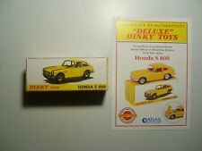 DINKY TOYS 1:43 OVP HONDA S800 RE-EDITION