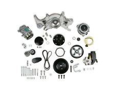Holley 20-242 Natural Mid-Mount Complete Accessory System Big Block Chevy V8's
