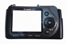 Canon POWERSHOT SX100 REAR HOUSING COVER + WINDOW Replacement Part Repair OEM