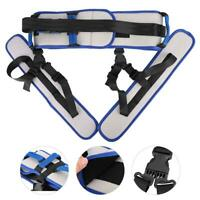 Medical Transfer Belt Patient Lift Sling Assistent Rehabilitation Belt Leg Loops