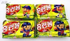 Soft chocolate Ball Cookie Korean Snack Sweet Chou cream Homerun ball 46gx4pack