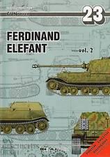 AJ-Press - GunPower Panzer 23: Ferdinand & Elefant Vol. 2, Modellbau/Buch/Fotos