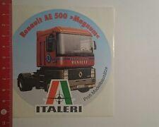 Aufkleber/Sticker: Italeri Renault Ae 500 Magnum (290117104)