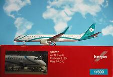 Herpa Wings 1:500  Embraer E195  Air Dolomiti  I-ADJL  528757