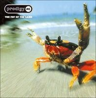 Prodigy Fat of the land (1997) [CD]