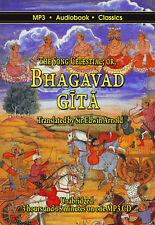 Bhagavad-Gita - MP3 CD Audiobook in DVD case