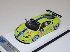 1/43 BBR Ferrari F430 GT2 24 hours of LeMans Krohn Racing  2011 #57