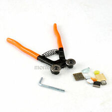"""Wheel Stained Mosaic Tile Wheeled Glass Nipper Cutter Nippers For All Mosaic 8"""""""