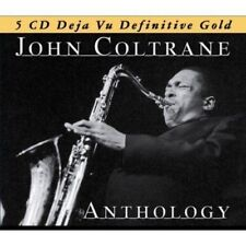 JOHN COLTRANE - ANTHOLOGY - BOX-SET 5 CD NEUF