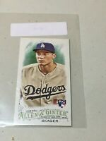 F35848 2016 Topps Allen & Ginter's Mini Corey Seager #121 Rookie