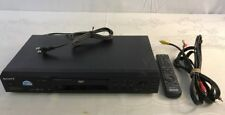 Sony DVP-NS300 DVD/CD/Video CD Player Tested Working with Remote Very Clean