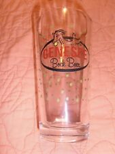 NEW GENESEE BREWING COMPANY Genny Bock Goat Beer Pint Glass Rochester NY Brewery