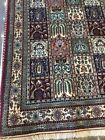 HANDMADE VINTAGE Kom Tharya RUG 59x39 inches HAND-KNOTTED ORIENTAL ANTIQUE wool