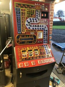 Fruit Machine Non-Functional Bell Fruit Top Gears Spare Parts Only