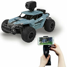Spy Rover Remote Control Car with Wi-Fi 720p HD FPV Camera