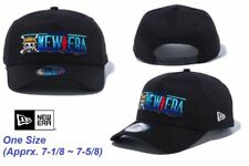 New Era ONE PIECE 9Forty Cap Men's One Piece Title Logo Snapback Black One Size!