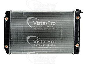 Radiator Vista Pro 432140