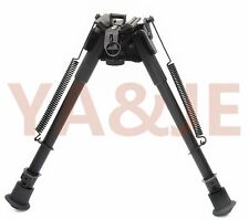 "9''-13"" Tactical Super Duty Swivel Bipod Adjustable  Rifle  Bipod"