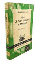 Miguel De Unamuno VIDA DE DON QUIJOTE Y SANCHO  13th Edition 1st Printing