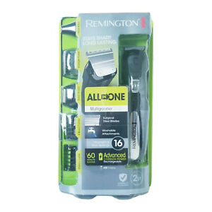 Remington PG6023 All-In-One Multigroomer 3100 Cordless USB Powered Trimmer