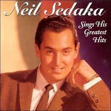 Neil Sedaka Sings His Greatest Hits by Neil Sedaka (CD, RCA)