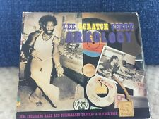 "Lee ""Scratch"" Perry - Arkology Anthology 3CD Box Set  Dub Reggae Roots OOP"