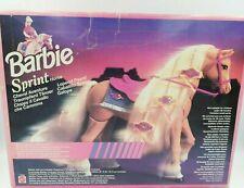 Vintage Barbie Sprint Horse Hard to Find New - Mattel 1994