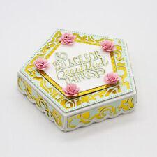 Metal Cutting Dies Die Cut Gift box Candy box cover Scrapbook Paper Card Craft