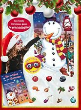 Hoop HEAD BASKET GIOCO Indoor Giocattolo Ufficio Festa Babbo Natale Segreto Regalo di Natale