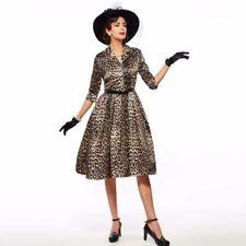 Unbranded Collar Dresses for Women's 1950s