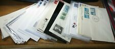 First Day Of Issue Envelopes Postcards Stamps Lot of 50+ Noguchi Trees First Cla