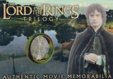 Lord of the Rings Trilogy Chrome Frodo's Elven Tunic Costume Card