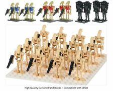 Droid Army Mini Figures lEGO Star Wars Droid Clones Qty 4 - 100 Battle Droid UK